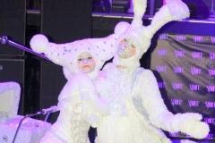 Белый кролик и Белая фея