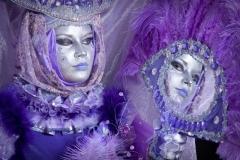Венецианская дама в маске